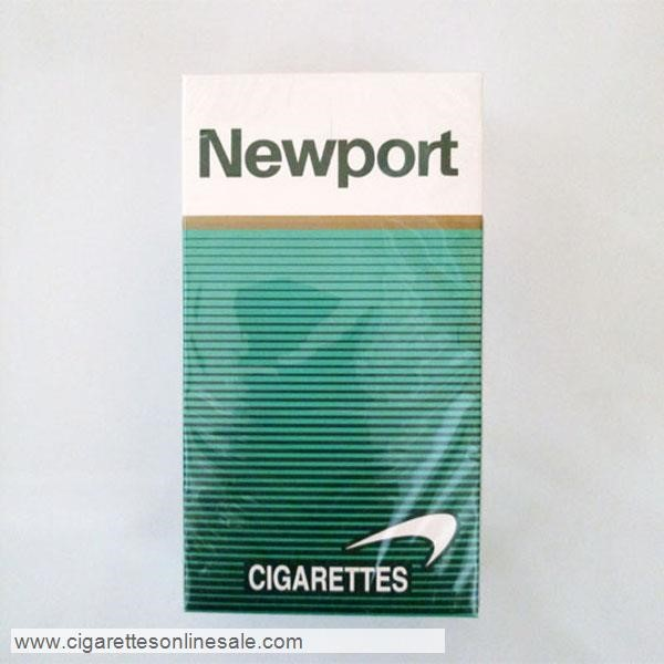 1 Carton Of Newport 100s Menthol Cigarettes