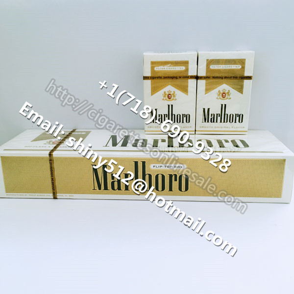 30 Carton Of Marlboro Gold Regular Cigarettes
