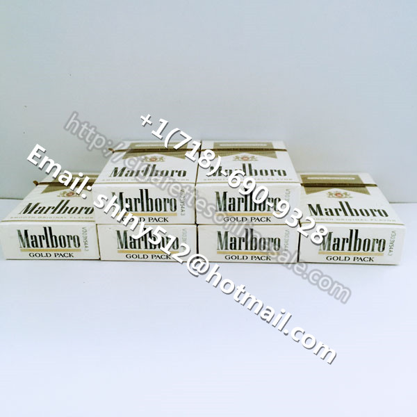 6 Carton Of Marlboro Gold Regular Cigarettes