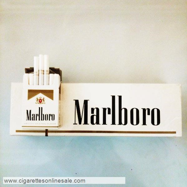 20 Carton Of Marlboro Gold Regular Cigarettes