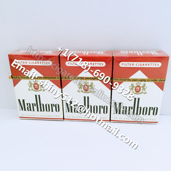 1 Carton Of Marlboro Red Regular Cigarettes