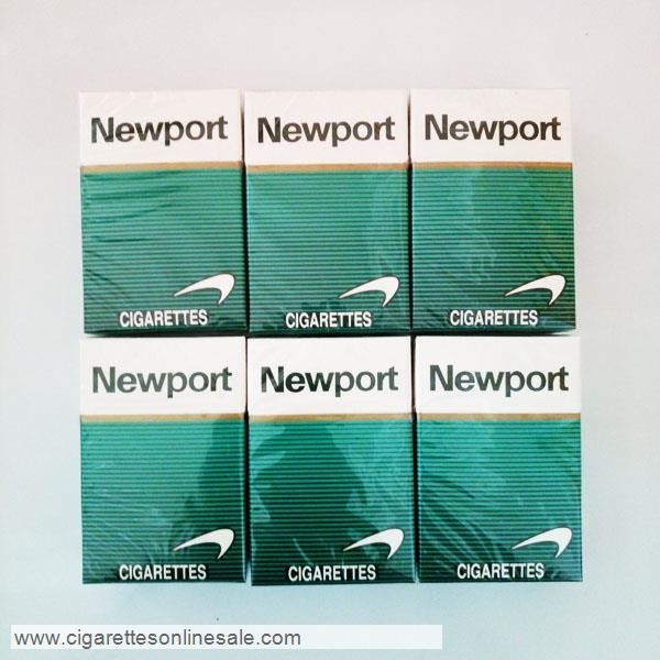 160 Carton Of Newport Regular Menthol Cigarettes