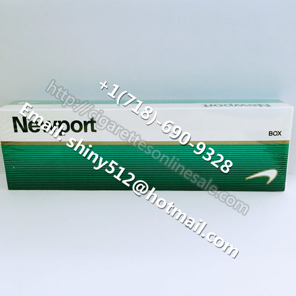 10 Carton Of Newport Regular Menthol Cigarettes