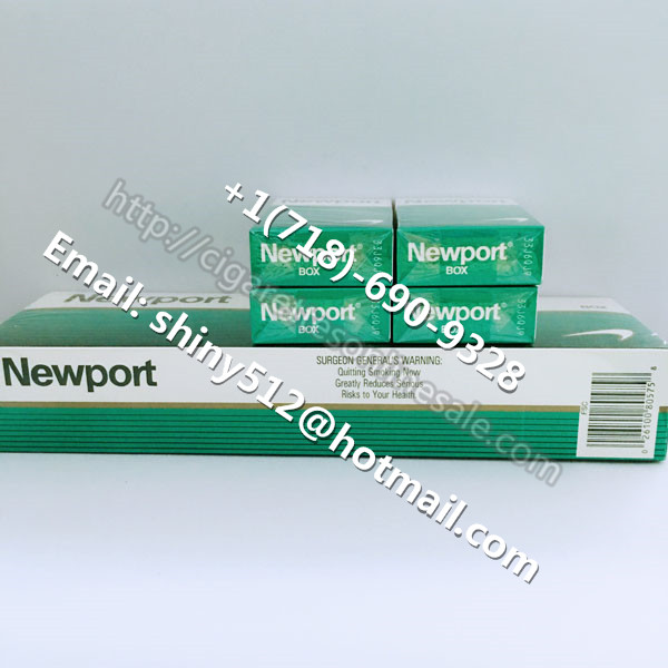 80 Carton Of Newport Regular Menthol Cigarettes